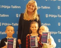 Põhja-Tallinna lasteaedade ja koolide lauluvõistlus SILLER 2020