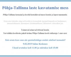 Põhja-Tallinna laste kasvatamise mess
